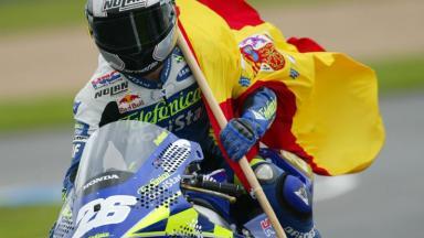 Daniel Pedrosa - 2004 World Champion Video