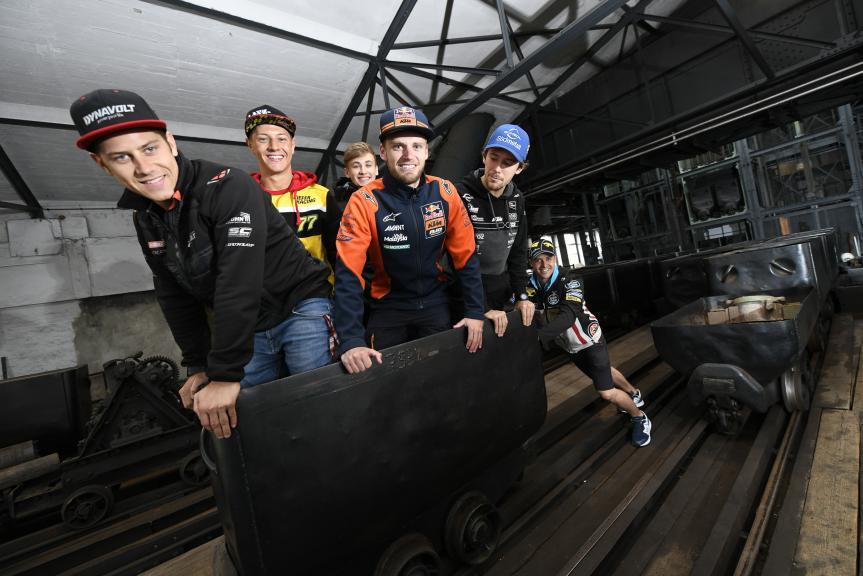 Pre-Event, Pramac Motorrad Grand Prix Deutschland