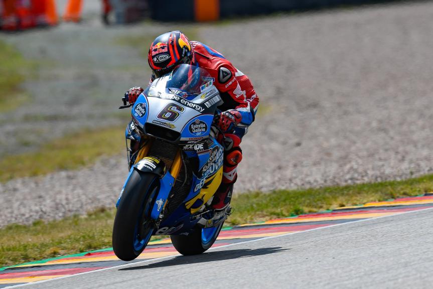 Stefan Bradl, Eg 0,0 Marc VDS, Pramac Motorrad Grand Prix Deutschland