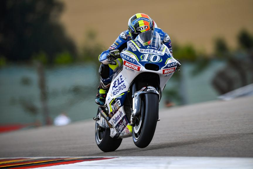 Xavier Simeon, Reale Avintia Racing, Pramac Motorrad Grand Prix Deutschland