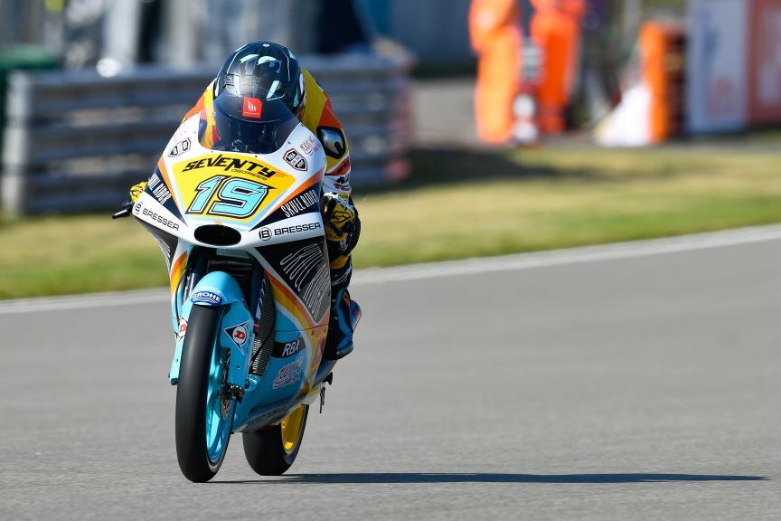 Gabriel Rodrigo, RBA BOE Skull Rider, Pramac Motorrad Grand Prix Deutschland