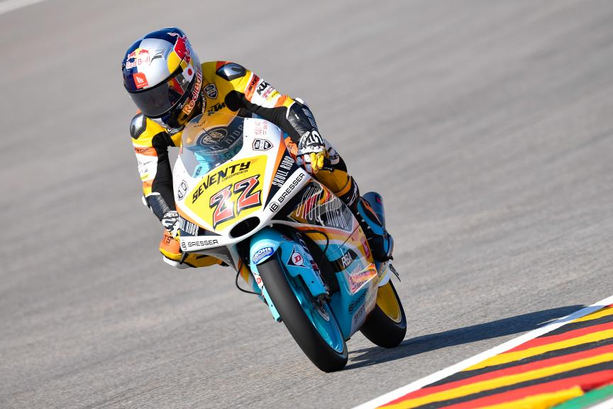 Kazuki Masaki, RBA BOE Skull Rider, Pramac Motorrad Grand Prix Deutschland