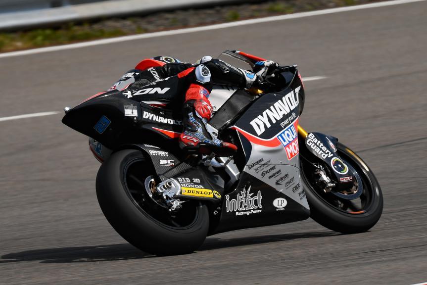 Marcel Schrotter, Dynavolt Intact GP, Pramac Motorrad Grand Prix Deutschland
