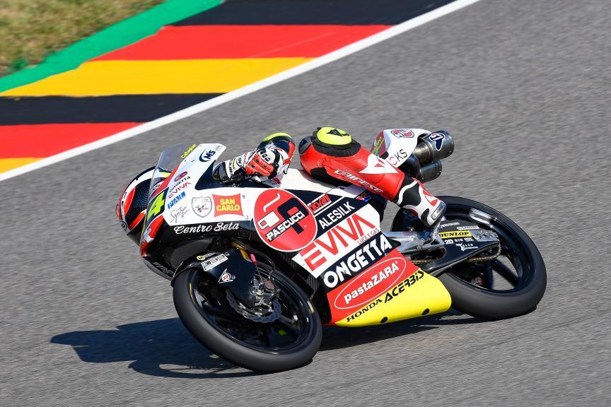 Tatsuki Suzuki, SIC58 Squadra Corse, Pramac Motorrad Grand Prix Deutschland