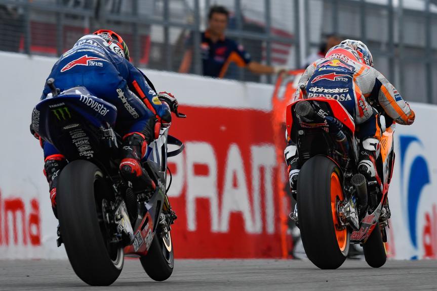 Dani Pedrosa, Repsol Honda Team, Maverick Viñales, Movistar Yamaha MotoGP, Pramac Motorrad Grand Prix Deutschland