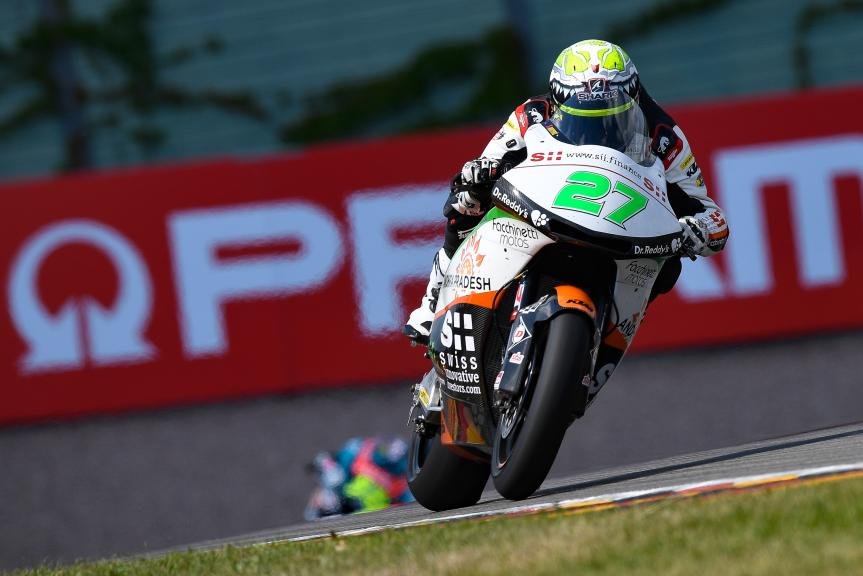 Iker Lecuona, Swiss Innovative Investors, Pramac Motorrad Grand Prix Deutschland