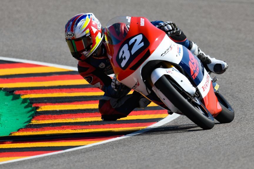 Ai Ogura, Asia Talent Team, Pramac Motorrad Grand Prix Deutschlan