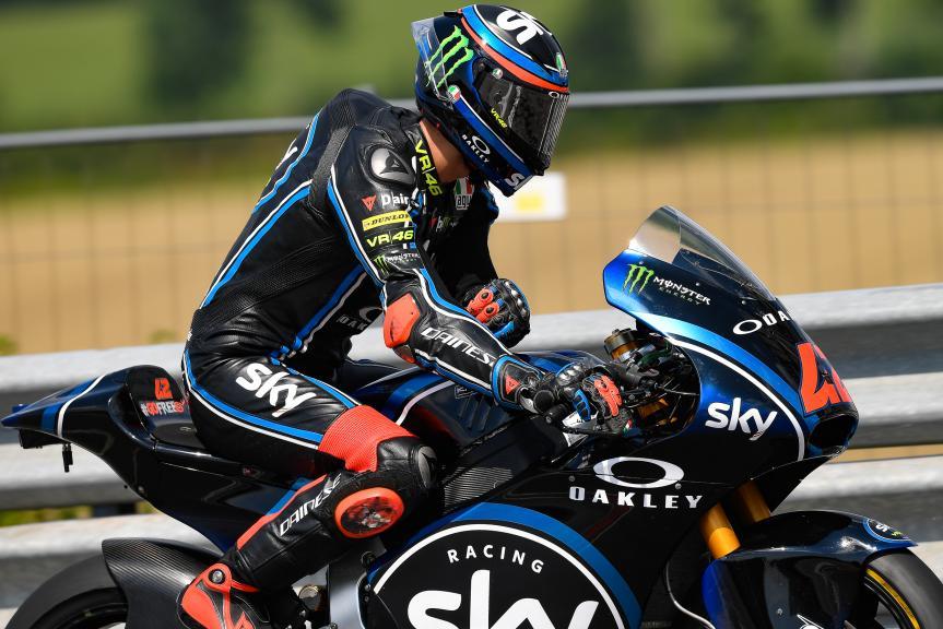 Francesco Bagnaia, Sky Racing Team VR46, Pramac Motorrad Grand Prix Deutschland