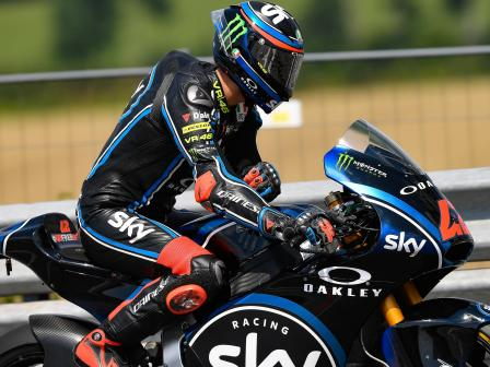 Moto2, Free Practice, Pramac Motorrad Grand Prix Deutschland