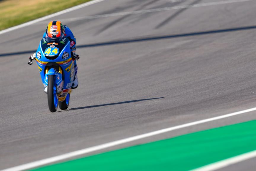 Aron Canet, Estrella Galicia 0,0, Pramac Motorrad Grand Prix Deutschland