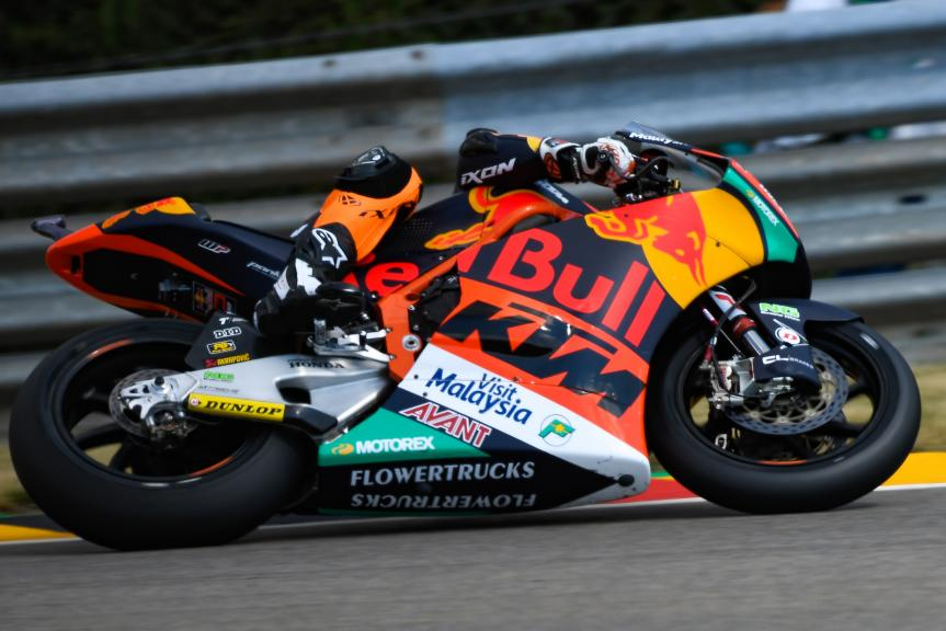 Miguel Oliveira, Red Bull KTM Ajo, Pramac Motorrad Grand Prix Deutschland