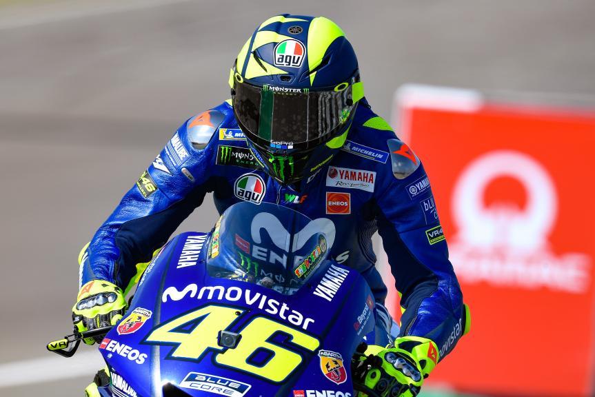 Valentino Rossi, Movistar Yamaha MotoGP, Pramac Motorrad Grand Prix Deutschland