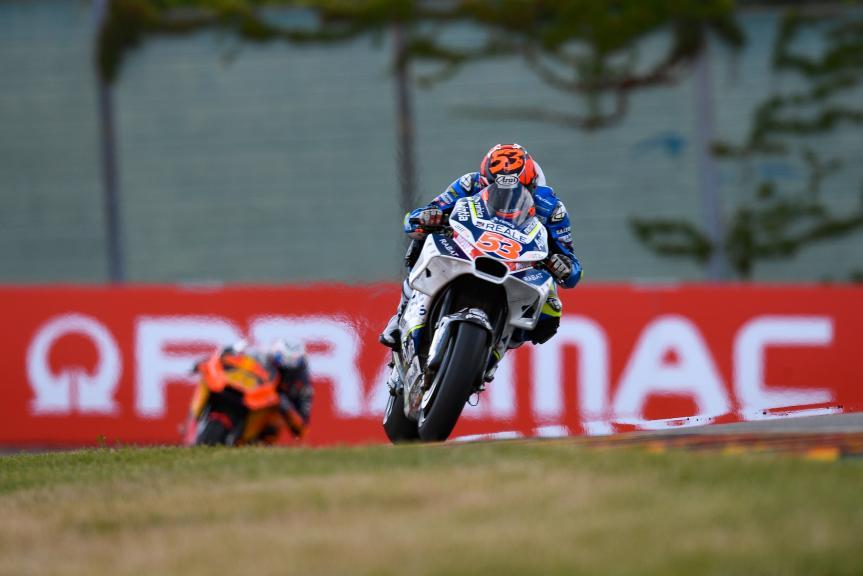 Tito Rabat, Reale Avintia Racing, Pramac Motorrad Grand Prix Deutschland
