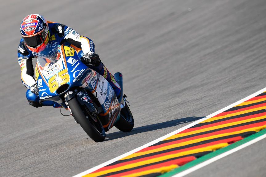 Philipp Oettl, Sudmetal Schedl GP Racing, Pramac Motorrad Grand Prix Deutschland