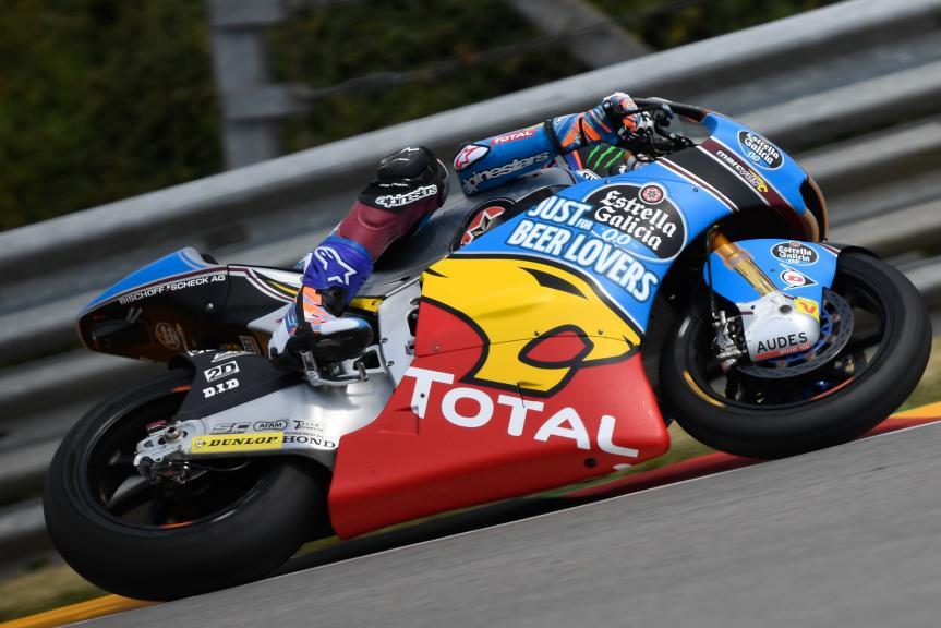 Alex Marquez, Eg 0,0 Marc VDS, Pramac Motorrad Grand Prix Deutschland