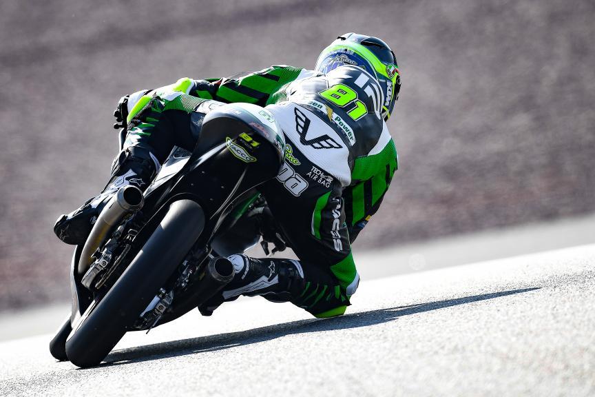 Stefano Nepa, NRT Junior Team, Pramac Motorrad Grand Prix Deutschland