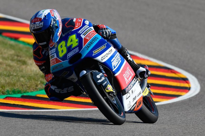 Jakub Kornfeil, Pruestelgp, Pramac Motorrad Grand Prix Deutschland