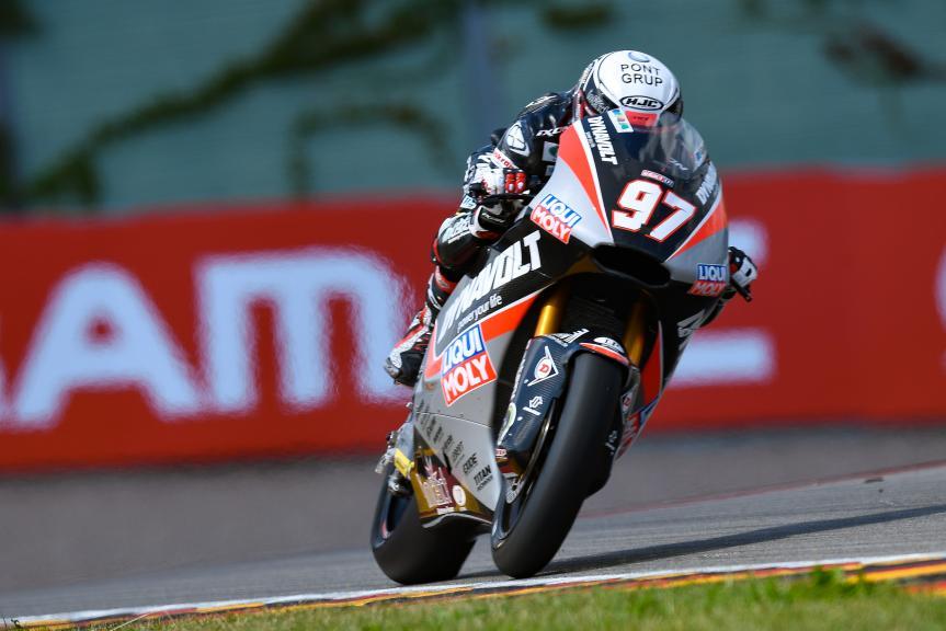 Xavi Vierge, Dynavolt Intact GP, Pramac Motorrad Grand Prix Deutschland