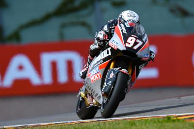 Vierge fastest, under a tenth splits top six in Moto2™