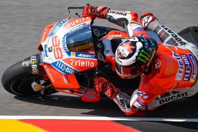 "A Ducati day in Honda territory: ""Victory is not impossible"""