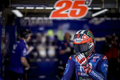 Viñales leads the charge amid mixed fortunes for Yamaha