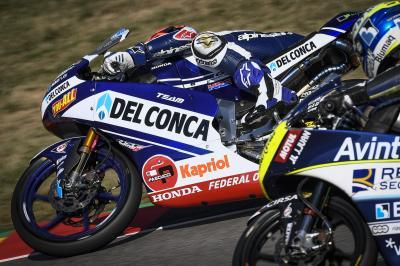 Advantage Martin in Moto3™ FP1