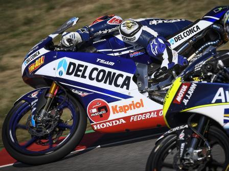 Moto3, Free Practice, Pramac Motorrad Grand Prix Deutschland