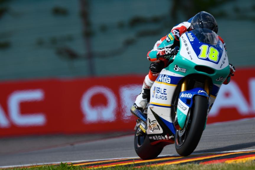 Xavier Cardelus, Team Stylobike, Pramac Motorrad Grand Prix Deutschland