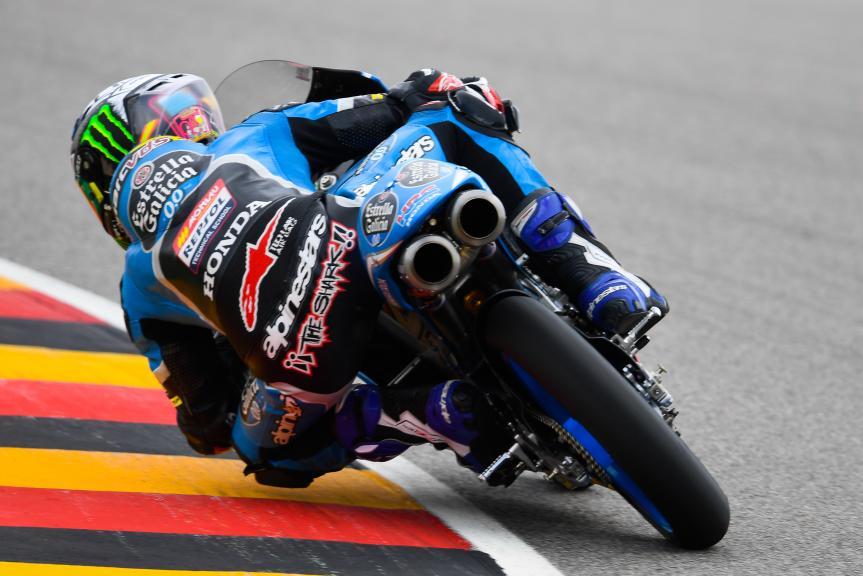 Alonso Lopez, Estrella Galicia 0,0, Pramac Motorrad Grand Prix Deutschland