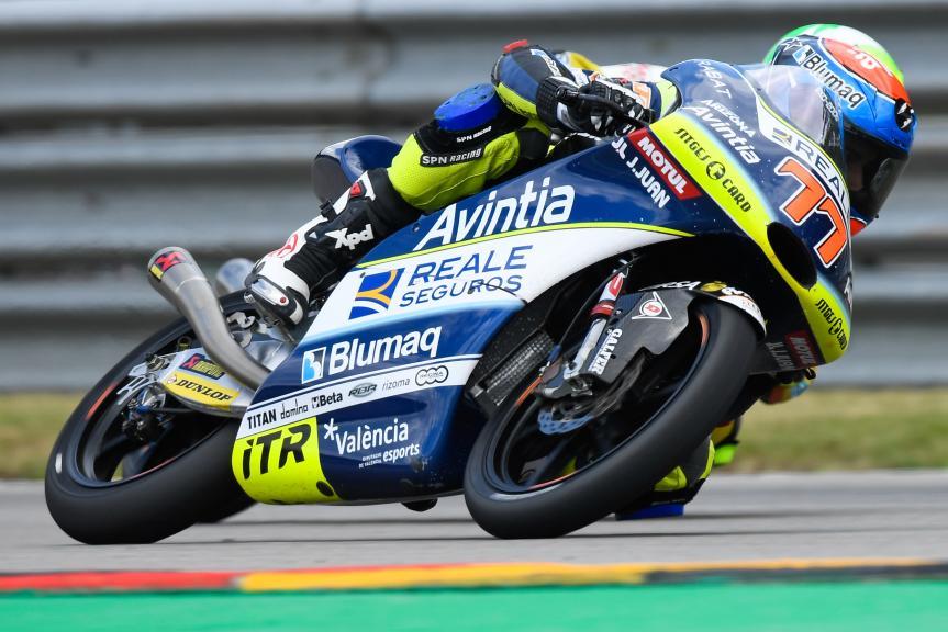 Vicente Perez, Reale Avintia Academy, Pramac Motorrad Grand Prix Deutschland