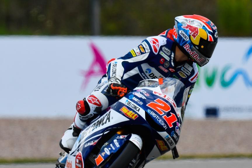 Fabio Di Giannantonio, Del Conca Gresini Moto3, Pramac Motorrad Grand Prix Deutschland