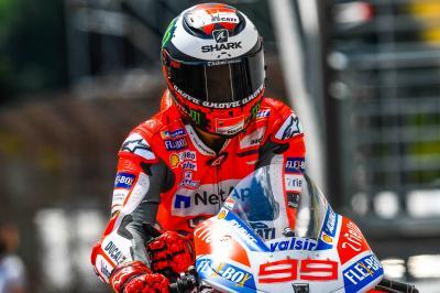 Lorenzo: « La victoire ? Pas impossible mais difficile »