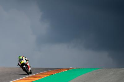 "Crutchlow: ""I have to aim for the top five"" 