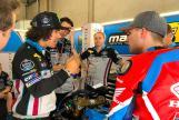 Franco Morbidelli, Stefan Bradl, Eg 0,0 Marc VDS, Pramac Motorrad Grand Prix Deutschland