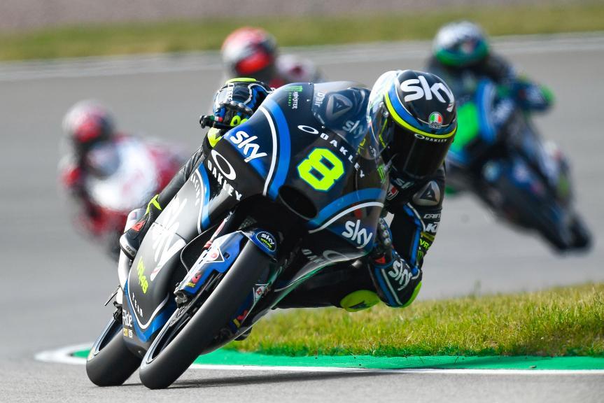 Nicolo Bulega, Sky Racing Team VR46, Pramac Motorrad Grand Prix Deutschland
