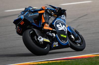 FP3 Moto2™, Marini è il migliore