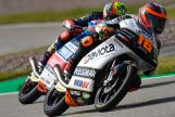 Andrea Migno, Angel Nieto Team Moto3, Pramac Motorrad Grand Prix Deutschland