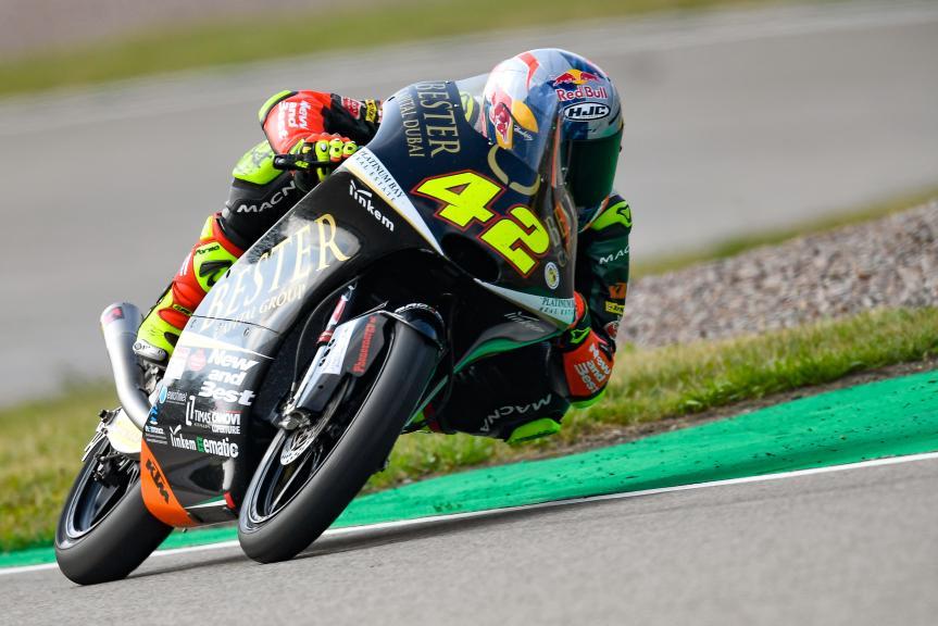 Marcos Ramirez, Bester Capital Dubai, Pramac Motorrad Grand Prix Deutschland