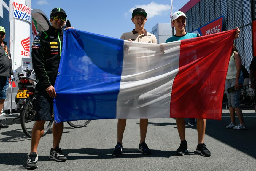 French riders