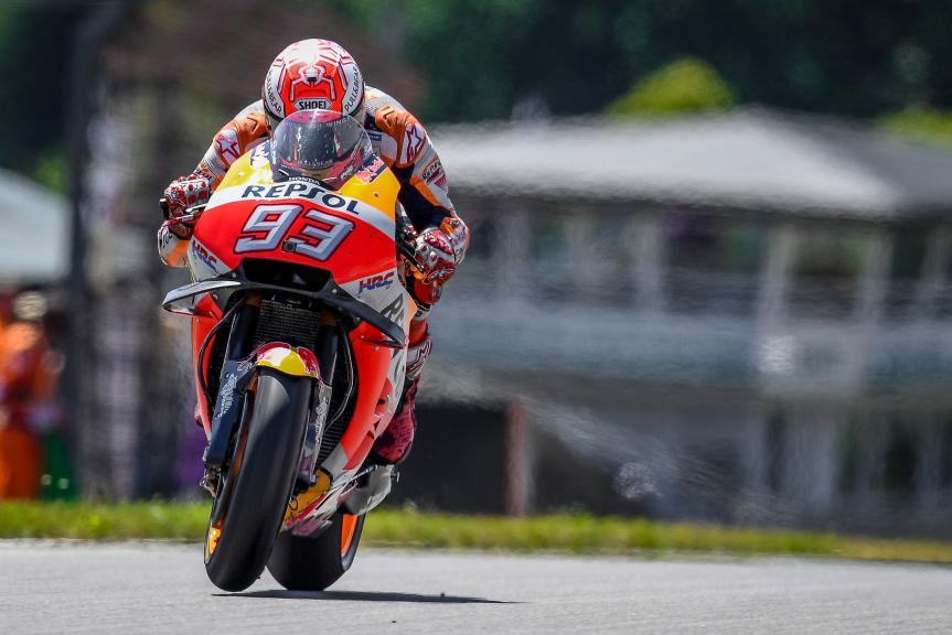 Marc Marquez, Repsol Honda Team, Pramac Motorrad Grand Prix Deutschland