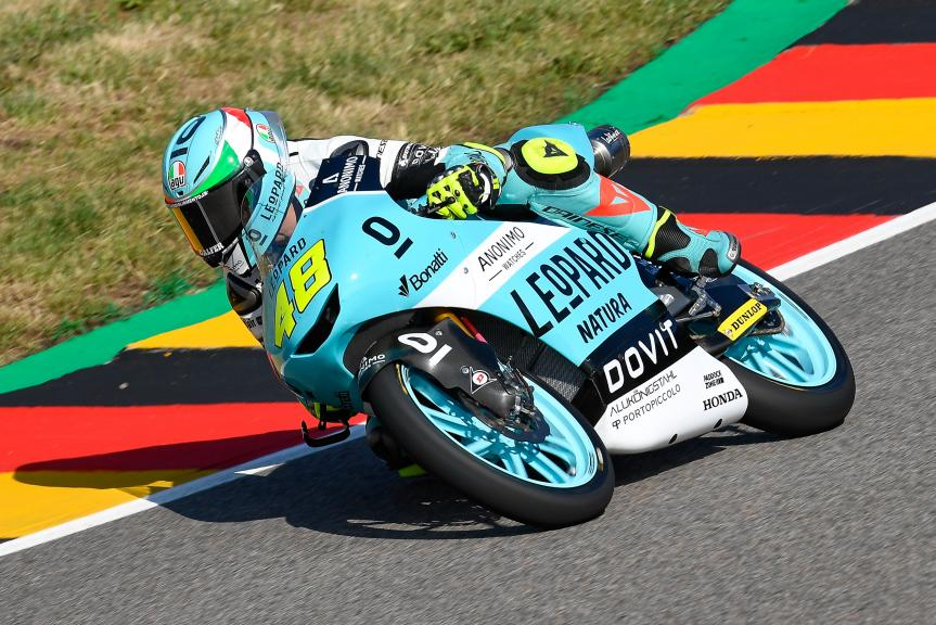 Lorenzo Dalla Porta, Leopard Racing, Pramac Motorrad Grand Prix Deutschland