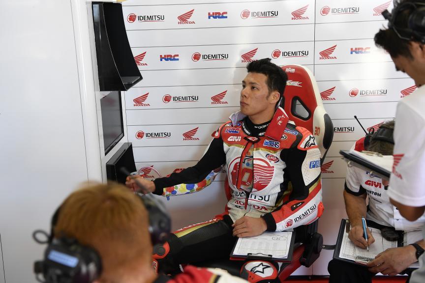Takaaki Nakagami, LCR Honda Idemitsu, Pramac Motorrad Grand Prix Deutschland