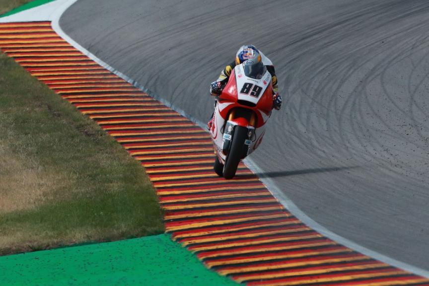 Khairul Idham Pawi, Idemitsu Honda Team Asia, Pramac Motorrad Grand Prix Deutschland