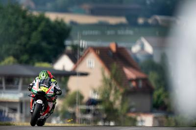 "Crutchlow: ""I have to aim for the top five"""