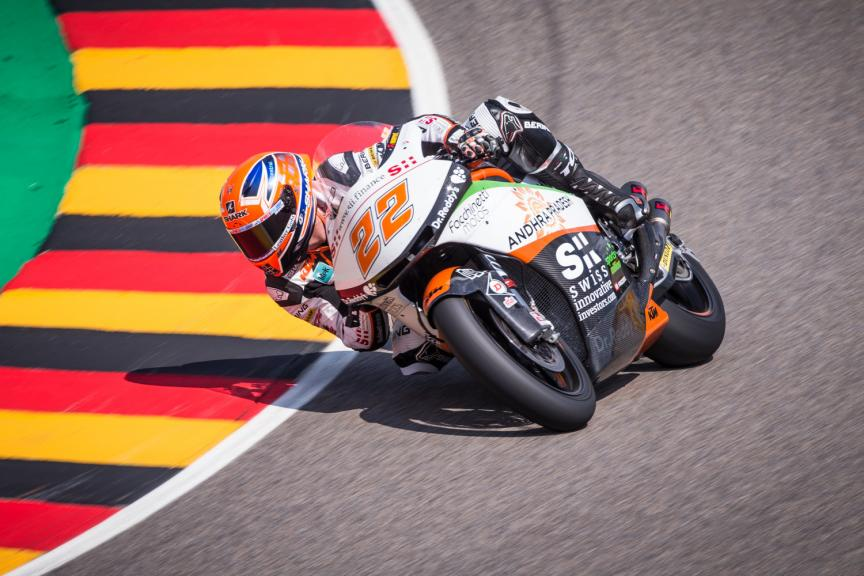Sam Lowes, Swiss Innovative Investors, Pramac Motorrad Grand Prix Deutschland
