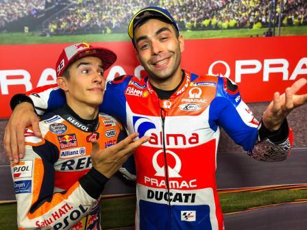 MotoGP, Free Practice, Pramac Motorrad Grand Prix Deutschlan