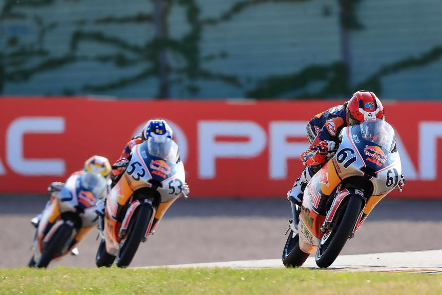 Red Bull Rookies cup - ger