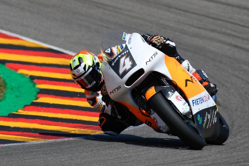 Steven Odendaal, NTS RW Racing GP, Pramac Motorrad Grand Prix Deutschland