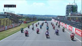All the action from round 9 of the MotoGP™ World Championship at the Sachsenring