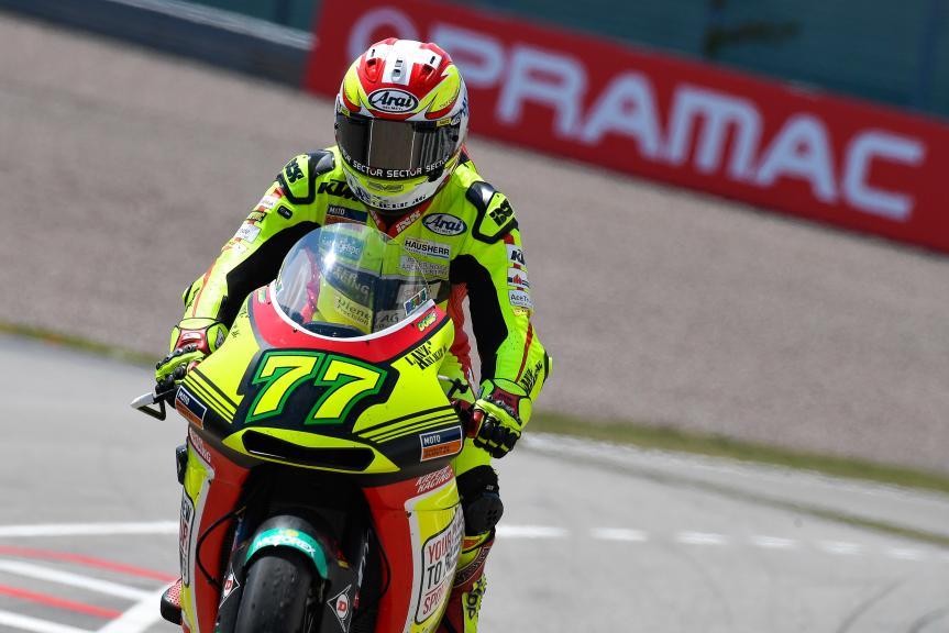 Dominique Aegerter, Kiefer Racing, Pramac Motorrad Grand Prix Deutschland